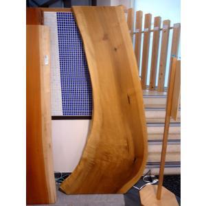 ホオ 朴 一枚板 無垢 テーブル 粗削り 2300×650×75 mukusakura