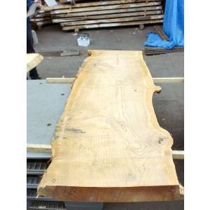 ヤマザクラ 一枚板 無垢 テーブル 削り仕上げ 1730×640×68 mukusakura
