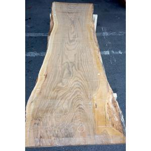 ヤマザクラ 一枚板 無垢 テーブル 原板 2430×600 - 780×65 mukusakura