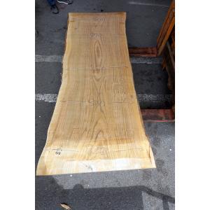 ヤマザクラ 一枚板 無垢 テーブル 原板 2080×800 - 920×70 mukusakura