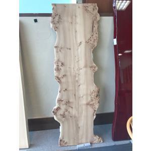 ニレ 楡 一枚板 無垢 テーブル 削り仕上げ 2000×630×35|mukusakura