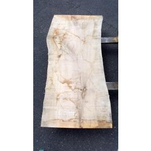カエデ 楓 一枚板 無垢 テーブル 粗削り 2030×810 - 890×60 mukusakura