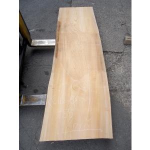 ケヤキ 欅 一枚板 無垢 テーブル 粗削り 2110×610 - 700×55|mukusakura