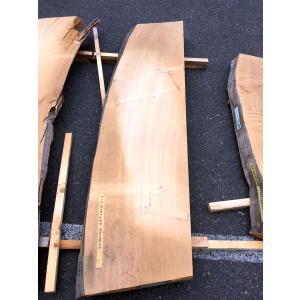 ヒノキ 桧 一枚板 無垢 テーブル 粗削り 1870×530×76 mukusakura