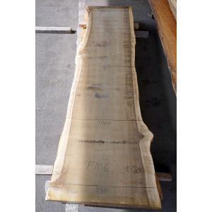ホオ 朴 一枚板 無垢 テーブル 原板 2780×660 - 860×70 mukusakura