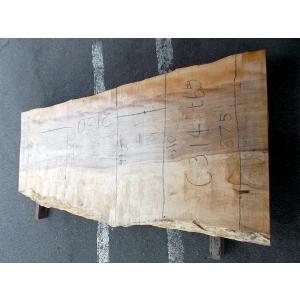 カエデ 楓 一枚板 無垢 テーブル 原板 2130×730 - 910×65 mukusakura