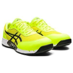 アシックス 安全靴 ウィンジョブ CP212 AC フラッシュイエロー×ブラック 各サイズ|MULHANDZ