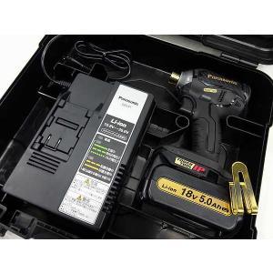 限定ゴールド仕様 Panasonic 充電インパクトドライバー EZ76A1LJ1GT1 18V5....