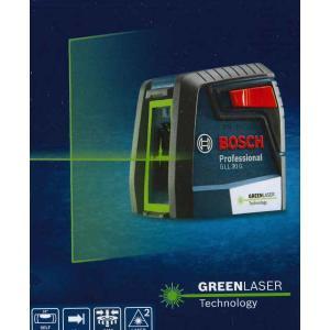 ■BOSCH レーザー墨出し器 GLL 30G型 ボッシュ  BOSCHより新しいレーザー墨出し器が...