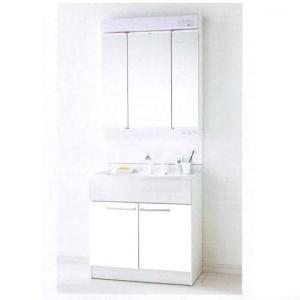 パナソニックAWE 洗面化粧台/シャンプードレッサー750mm 3面鏡タイプ