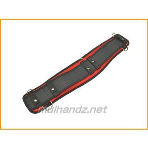 EVAクッション採用 通常サイズ 70cm 安全帯エアサポーター 赤 HSB-MRE|mulhandz