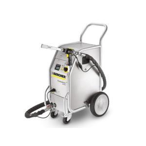 ドライアイスを高速で吹き付けることで汚れを落とす新しい洗浄機器です。 水や洗浄剤を使わないので、汚水...