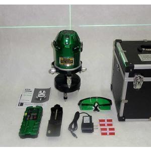 ムラテック KDS DSL-92RG SB-G 追尾式 電子整準フルライングリーンレーザー|mulhandz