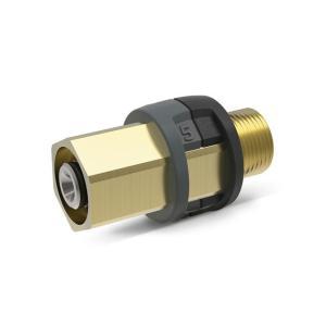 高圧洗浄機用アクセサリー  新システムのアクセサリーと従来品アクセサリーの接続用アダプターです。 4...