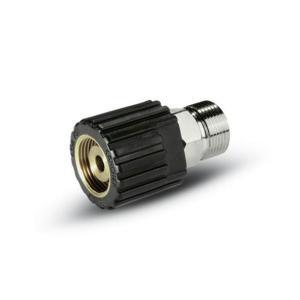 高圧洗浄機用アクセサリー  4.401-076.0:高圧ホース用カップリング ねじれ防止用 本体側 ...