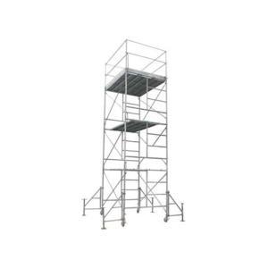 スライドマイスター高所作業台 1.3/1.9/2.5/3.0/3.6mの5段階 伸縮 ローリングタワー|mulhandz