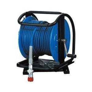 SNDZG-730TC 常圧用C型エアホースドラム エアリール30m常圧ドラム フジマック マッハ Mack|mulhandz