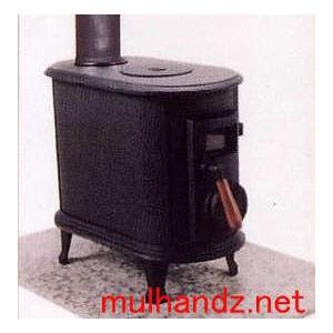 高級鋳物製 薪ストーブ ST-505C (15...の関連商品1