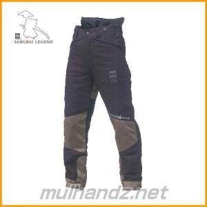 サムライレジェンド チェンソー保護ズボン チェンソー作業安全用装備 PPEs 脚部保護 mulhandz