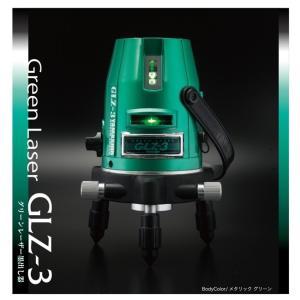 GLZ-3-J 受光器付セット 山真 グリーンレーザー墨出し器 GLZ-3DOT-J|mulhandz