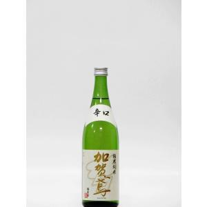 加賀鳶 極寒純米 辛口 720ml 【石川の地酒・日本酒】|multigura