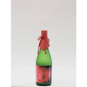 半蔵 純米大吟醸 赤ラベル 720ml 【三重の地酒・日本酒】|multigura