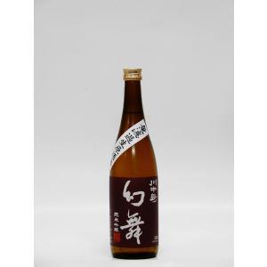川中島幻舞 純米吟醸 無濾過生原酒 720ml (長野の地酒・日本酒)|multigura