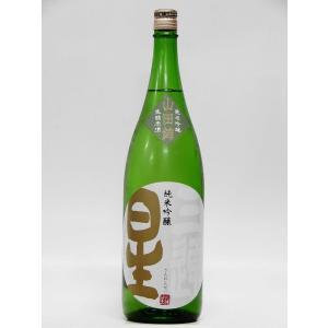 三連星<白> 純米吟醸生原酒 1800ml 【滋賀の地酒・日本酒】|multigura