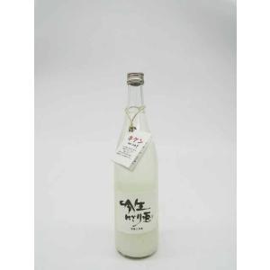 酒屋八兵衛 純吟生にごり 720ml 【三重の地酒・日本酒】|multigura
