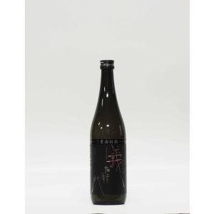義左衛門BLACK 三重山田錦 純米吟醸 720ml 【三重の地酒・日本酒】|multigura