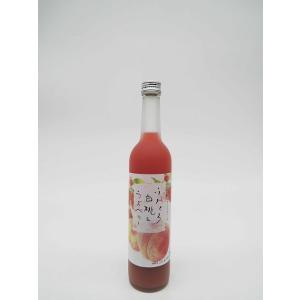 池亀 ふわとろ白桃&ラズベリー 500ml|multigura