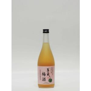 半蔵の梅酒 720ml|multigura