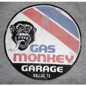 ガス・モンキー・ガレージ スウェット Gas Monkey Garage 杢 正規品|mumbles
