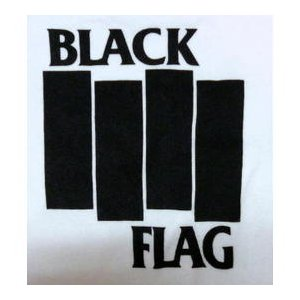 Black Flag ブラック・フラッグ ロンパース 正規品 ロックTシャツ バンドTシャツ mumbles