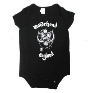 モーターヘッド MOTORHEAD ロンパース War Pig 正規品 ロックTシャツ バンドTシャツ mumbles
