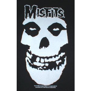 ミスフィッツ MISFITS ロンパース クリムゾンゴースト 正規品 ロックTシャツ バンドTシャツ mumbles