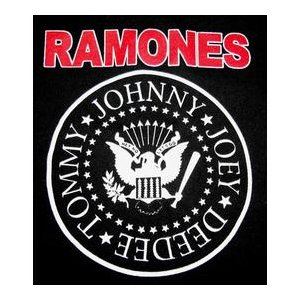 ラモーンズ ロンパース RAMONES イーグル・赤ロゴ 正規品 ロックTシャツ バンドTシャツ mumbles