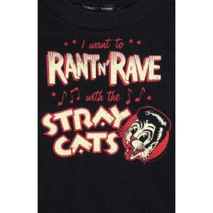 ストレイ キャッツ キッズ Tシャツ Stray Cats 正規品 ロックTシャツ バンドTシャツ mumbles