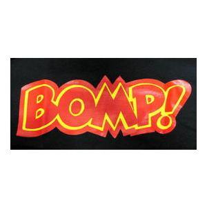 BOMP! ボンプレコード Tシャツ 正規品 パワーポップ〜60sガレージ系 ロックTシャツ バンドTシャツ mumbles