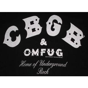 CBGB Tシャツ 黒 US正規品 ロックTシャツ バンドTシャツ|mumbles