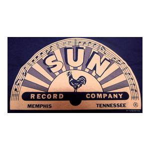 サン レコード Tシャツ Sun Record 黒 US正規品 ロックTシャツ バンドTシャツ|mumbles