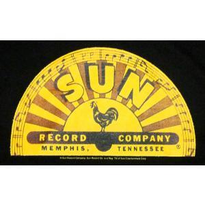 サン レコード キッズ Tシャツ Sun Record 黒 US正規品 Lady's対応 ロックTシャツ バンドTシャツ|mumbles