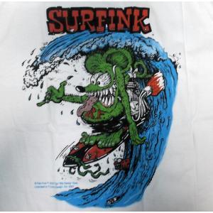 ラット・フィンク Tシャツ Rat Fink SURFINK USA正規品|mumbles