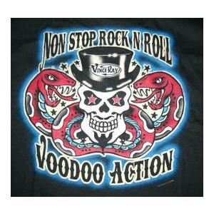 ヴィンス・レイ Vince Ray Tシャツ Voo Doo|mumbles