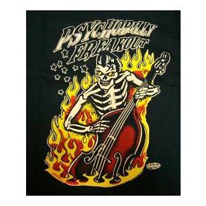 ヴィンス・レイ Vince Ray Tシャツ Psychobilly|mumbles