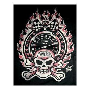 ヴィンス・レイ Vince Ray Tシャツ Throttled|mumbles