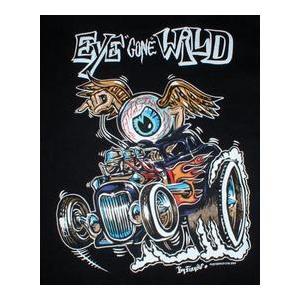 ヴォン・フランコ Von Franco Tシャツ Eye Gone 正規品|mumbles