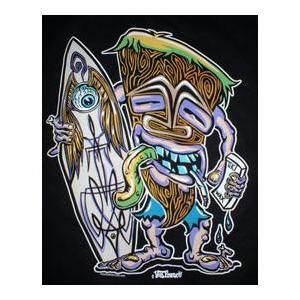 ヴォン・フランコ Von Franco Tシャツ Hodad Tiki 正規品|mumbles