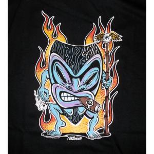 ヴォン・フランコ Von Franco Tシャツ Smokin' Tiki 正規品|mumbles