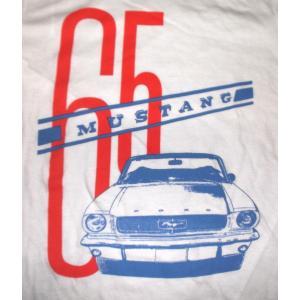 フォード Tシャツ 65 MUSTANG マスタング 正規品|mumbles